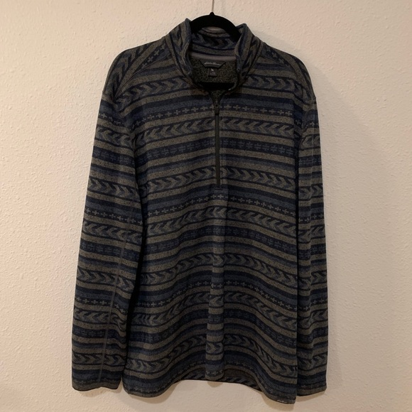 EDDIE BAUER // Men's Tribal Pullover